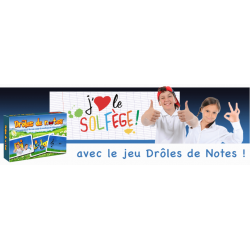 Drôle de notes