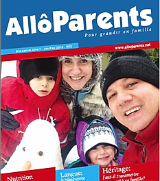 Magazine Allô parents éveil musical